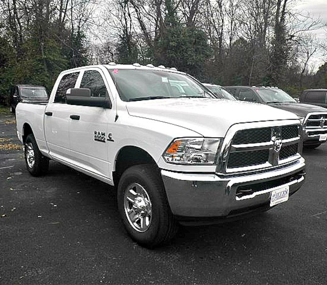 2018 Ram 2500 Crew Cab 4x4,  Pickup #C18768 - photo 10