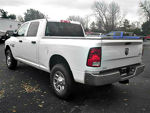 2018 Ram 2500 Crew Cab 4x4,  Pickup #C18768 - photo 2