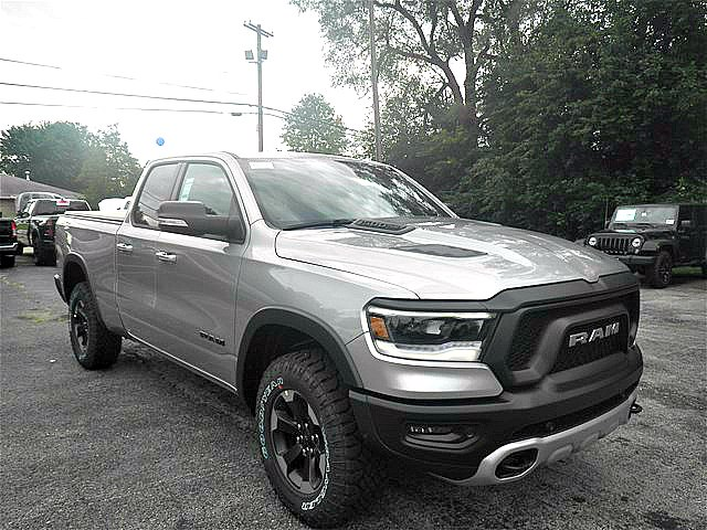 2019 Ram 1500 Quad Cab 4x4,  Pickup #C19049 - photo 13