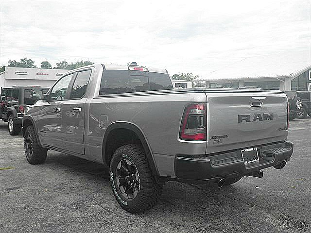 2019 Ram 1500 Quad Cab 4x4,  Pickup #C19049 - photo 2