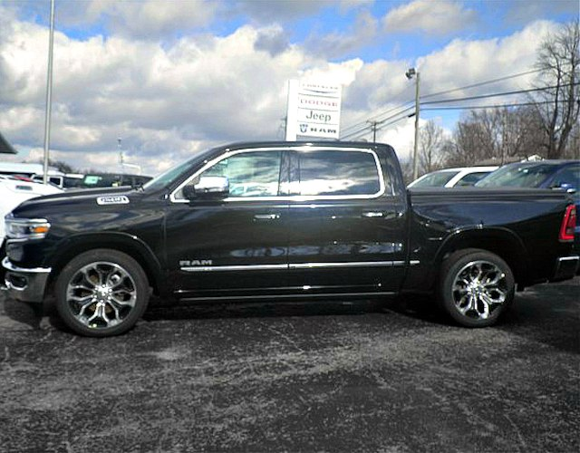 2019 Ram 1500 Crew Cab 4x4,  Pickup #C19107 - photo 3
