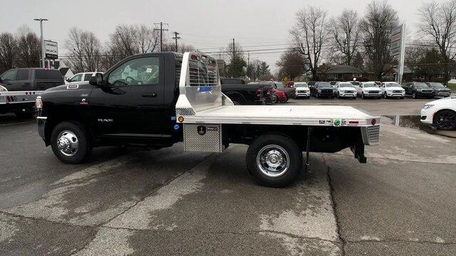 2019 Ram 3500 Regular Cab DRW 4x4, Hillsboro Platform Body #C19498 - photo 6