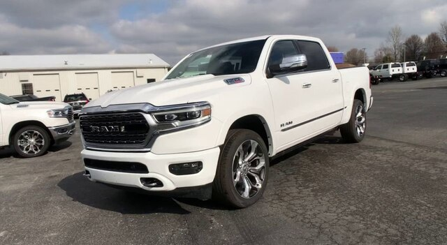 2020 Ram 1500 Crew Cab 4x4, Pickup #C20142 - photo 5
