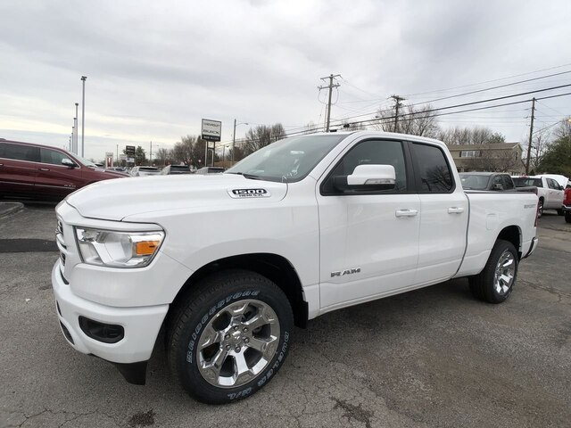 2020 Ram 1500 Quad Cab 4x4, Pickup #C20150 - photo 1