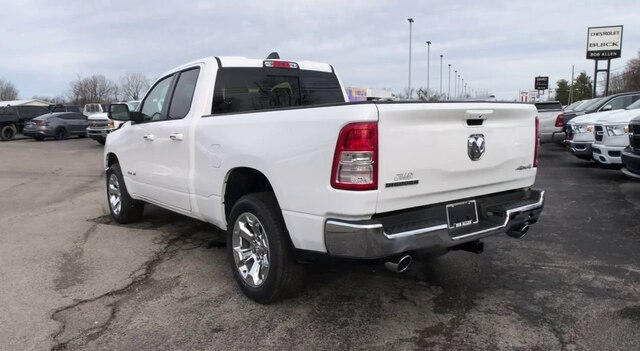 2020 Ram 1500 Quad Cab 4x4, Pickup #C20173 - photo 6