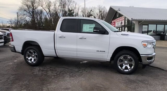 2020 Ram 1500 Quad Cab 4x4, Pickup #C20173 - photo 9