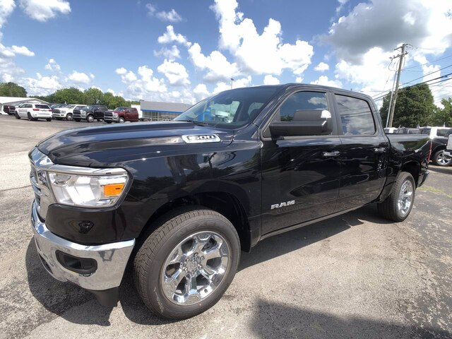 2020 Ram 1500 Crew Cab 4x4, Pickup #C20416 - photo 1