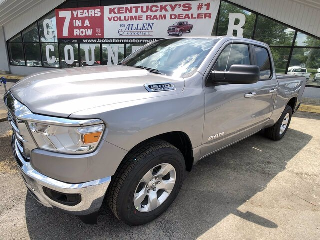 2020 Ram 1500 Quad Cab 4x4, Pickup #C20418 - photo 1