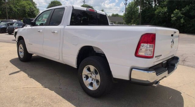 2020 Ram 1500 Quad Cab 4x4, Pickup #C20438 - photo 1