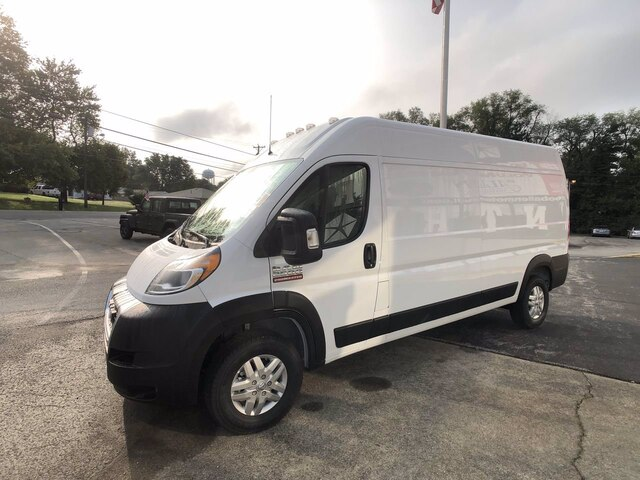 2020 Ram ProMaster 2500 High Roof FWD, Empty Cargo Van #C20477 - photo 1