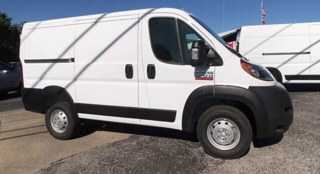 2020 Ram ProMaster 1500 Standard Roof FWD, Empty Cargo Van #C20502 - photo 3