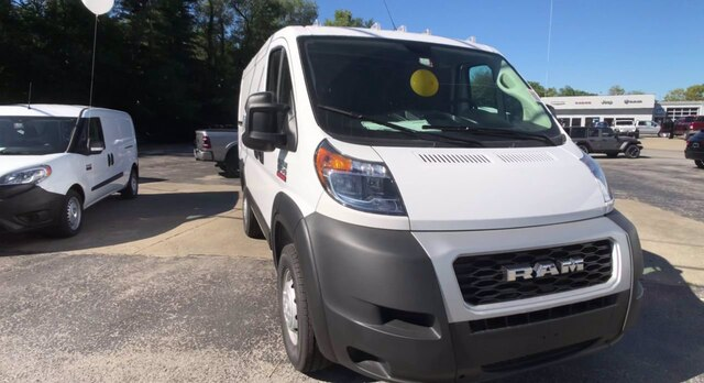 2020 Ram ProMaster 1500 Standard Roof FWD, Empty Cargo Van #C20502 - photo 4