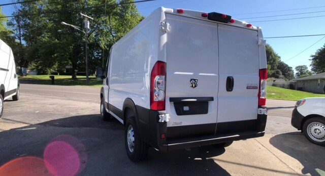 2020 Ram ProMaster 1500 Standard Roof FWD, Empty Cargo Van #C20502 - photo 7
