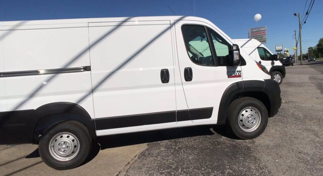 2020 Ram ProMaster 1500 Standard Roof FWD, Empty Cargo Van #C20502 - photo 10