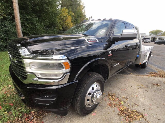 2020 Ram 3500 Crew Cab DRW 4x4, Platform Body #C20620 - photo 1