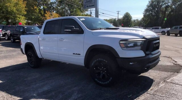 2021 Ram 1500 Crew Cab 4x4, Pickup #C21064 - photo 3