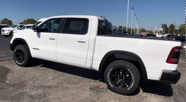 2021 Ram 1500 Crew Cab 4x4, Pickup #C21064 - photo 2