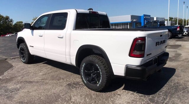 2021 Ram 1500 Crew Cab 4x4, Pickup #C21064 - photo 6