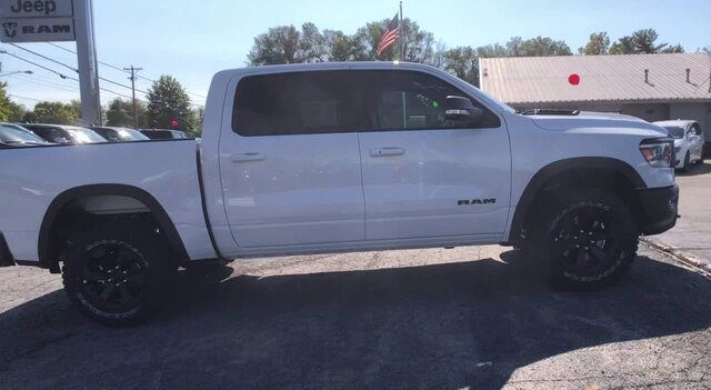 2021 Ram 1500 Crew Cab 4x4, Pickup #C21064 - photo 9