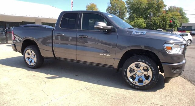 2021 Ram 1500 Quad Cab 4x4, Pickup #C21077 - photo 3