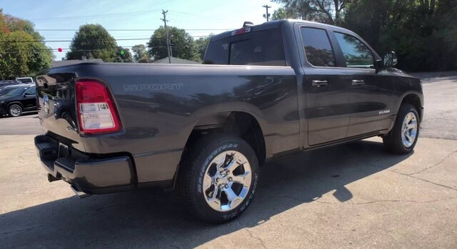 2021 Ram 1500 Quad Cab 4x4, Pickup #C21077 - photo 8