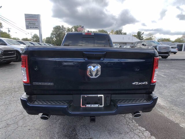2021 Ram 1500 Quad Cab 4x4, Pickup #C21079 - photo 12