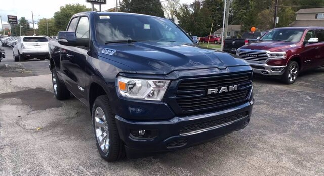 2021 Ram 1500 Quad Cab 4x4, Pickup #C21079 - photo 4