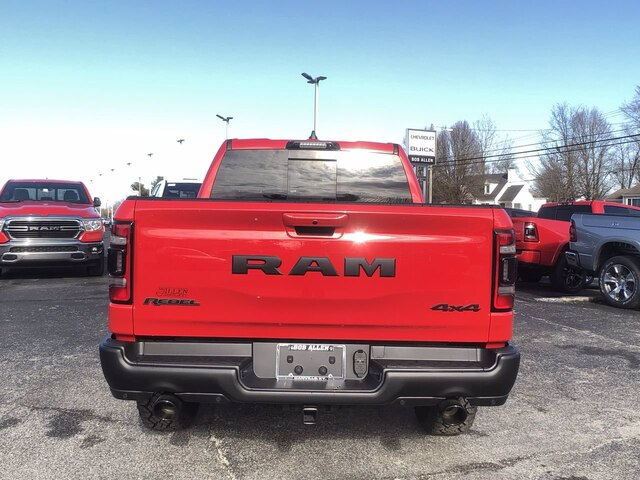 2021 Ram 1500 Crew Cab 4x4, Pickup #C21115 - photo 12