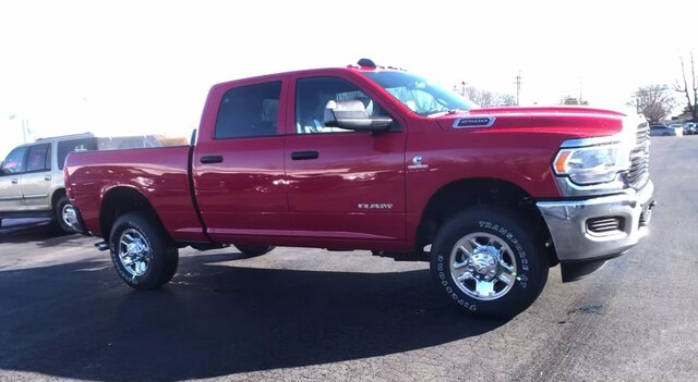 2021 Ram 2500 Crew Cab 4x4, Pickup #C21265 - photo 3