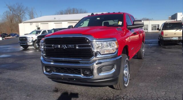2021 Ram 2500 Crew Cab 4x4, Pickup #C21265 - photo 5