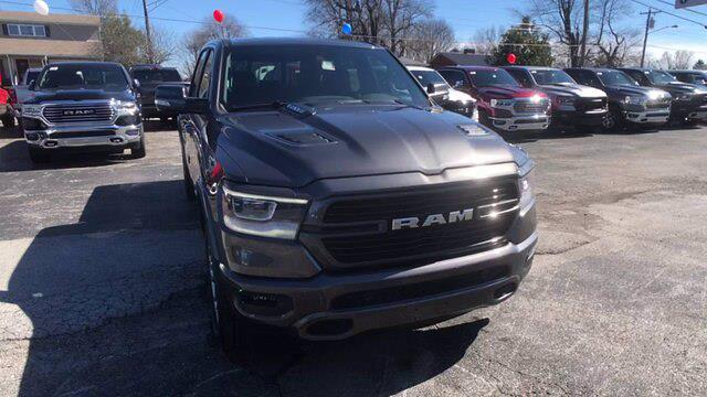2021 Ram 1500 Crew Cab 4x4, Pickup #C21387 - photo 4