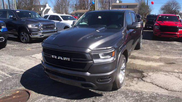 2021 Ram 1500 Crew Cab 4x4, Pickup #C21387 - photo 5
