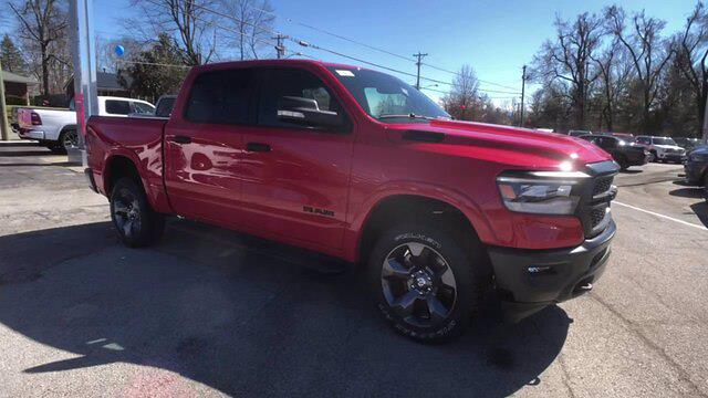 2021 Ram 1500 Crew Cab 4x4, Pickup #C21455 - photo 3