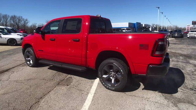 2021 Ram 1500 Crew Cab 4x4, Pickup #C21455 - photo 2