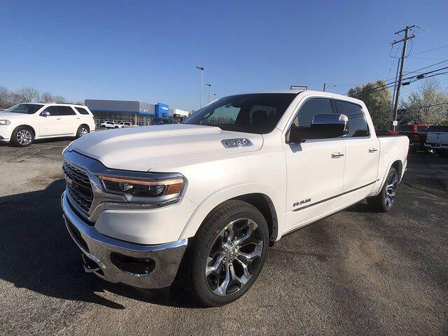 2021 Ram 1500 Crew Cab 4x4, Pickup #C21535 - photo 1