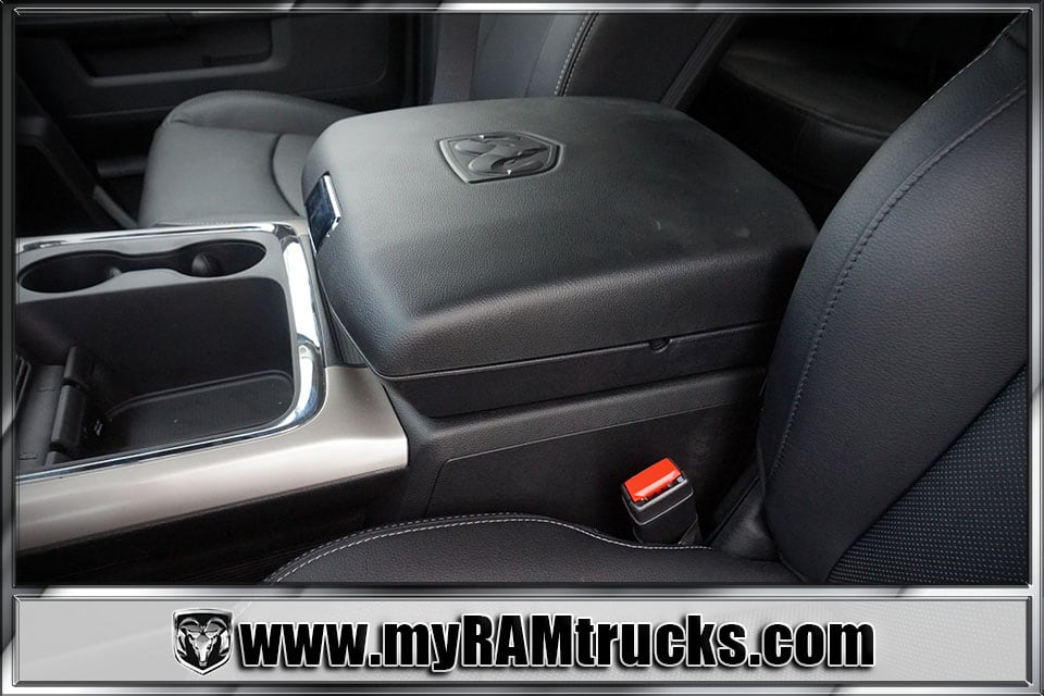 2017 Ram 2500 Crew Cab 4x4 Pickup #7T4304 - photo 20