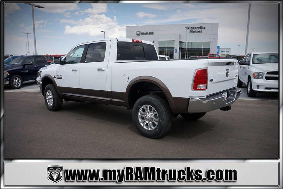 2017 Ram 2500 Crew Cab 4x4 Pickup #7T4304 - photo 2