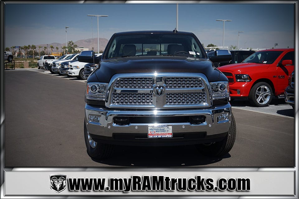 2017 Ram 2500 Crew Cab 4x4 Pickup #7T4318 - photo 3