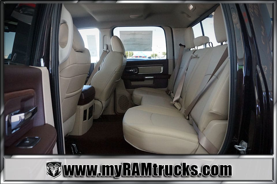 2017 Ram 2500 Crew Cab 4x4 Pickup #7T4318 - photo 26