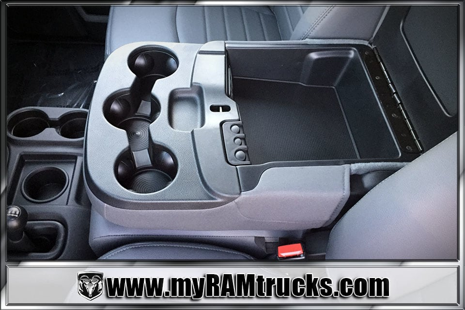 2018 Ram 2500 Crew Cab 4x4 Pickup #8T3010 - photo 22