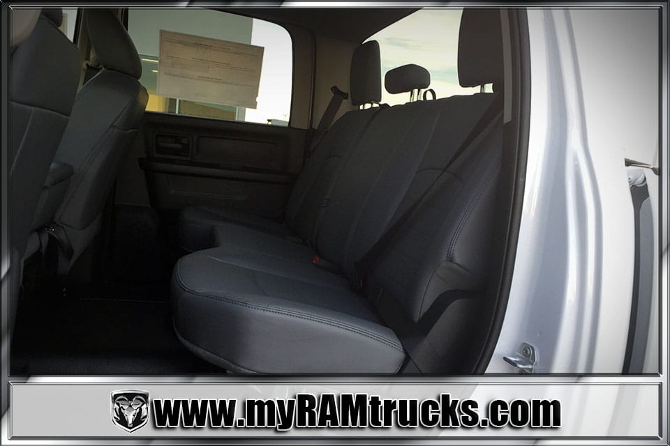 2018 Ram 2500 Crew Cab 4x4 Pickup #8T3010 - photo 26