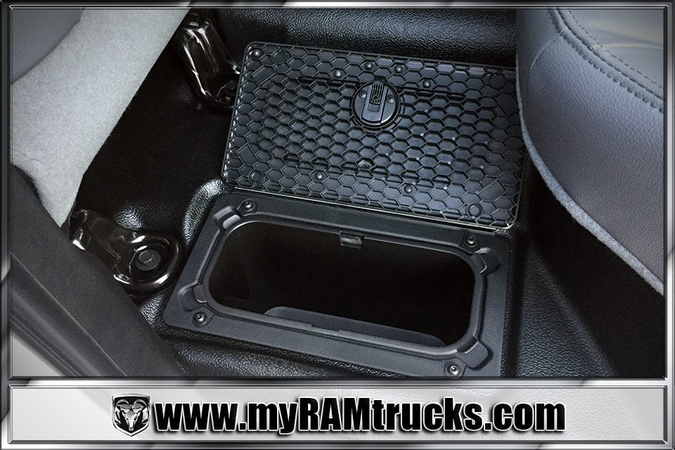 2018 Ram 2500 Crew Cab 4x4 Pickup #8T3010 - photo 27