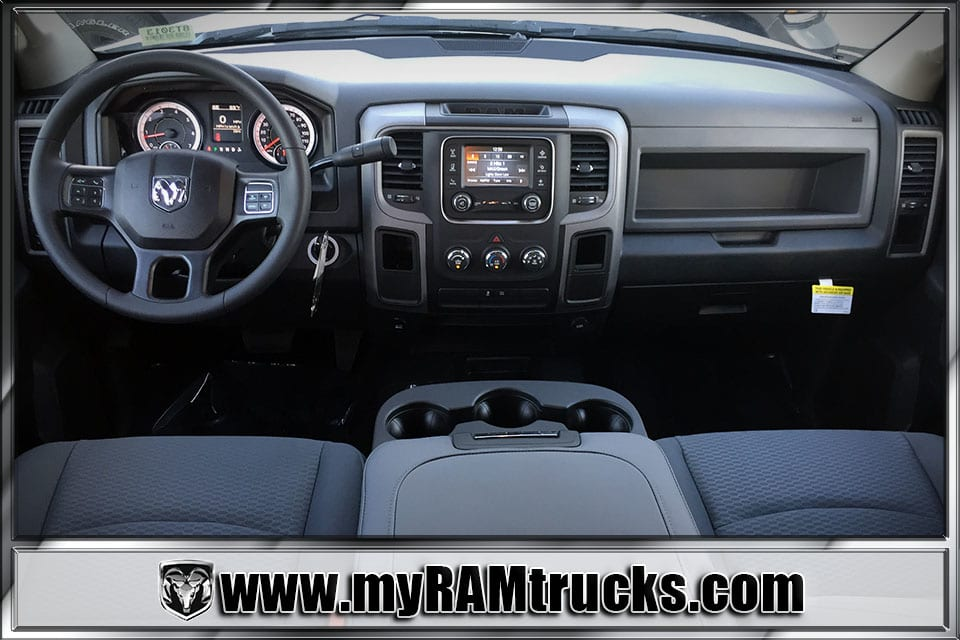 2018 Ram 2500 Crew Cab 4x4 Pickup #8T3013 - photo 16
