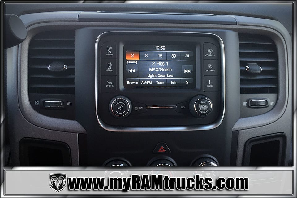 2018 Ram 2500 Crew Cab 4x4 Pickup #8T3013 - photo 17