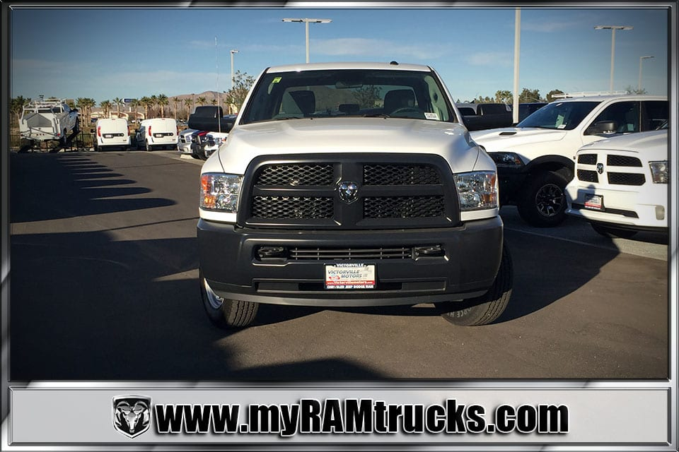 2018 Ram 2500 Crew Cab 4x4 Pickup #8T3013 - photo 3