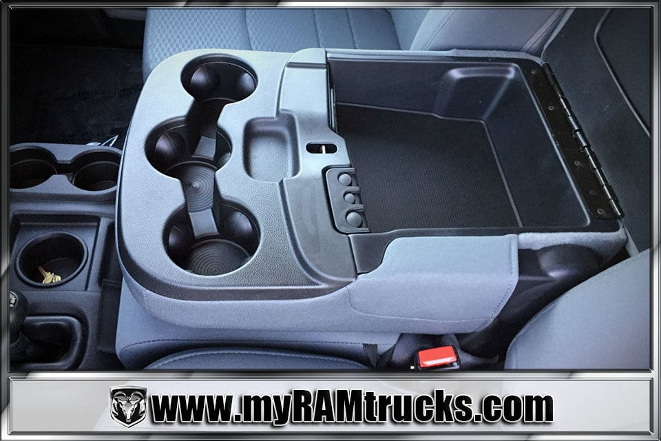 2018 Ram 2500 Crew Cab 4x4 Pickup #8T3013 - photo 22