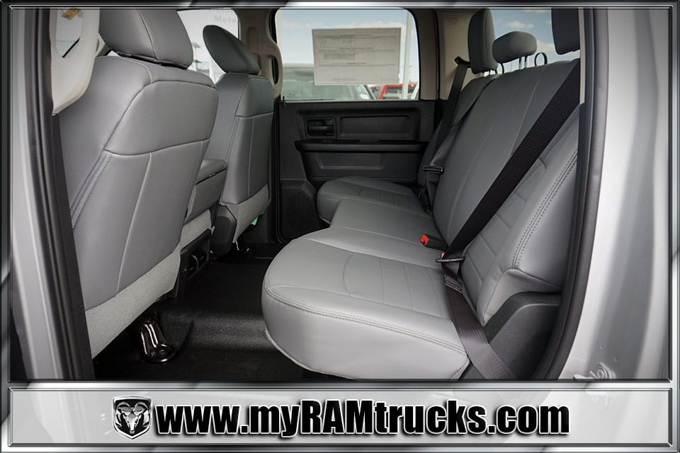 2018 Ram 2500 Crew Cab 4x4 Pickup #8T3014 - photo 25