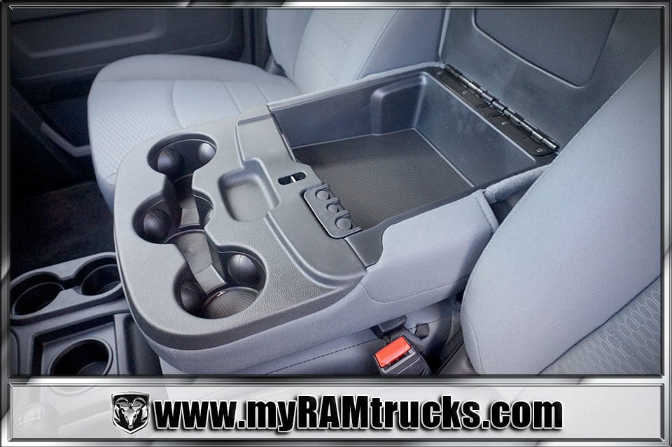 2018 Ram 2500 Crew Cab 4x4 Pickup #8T3017 - photo 22