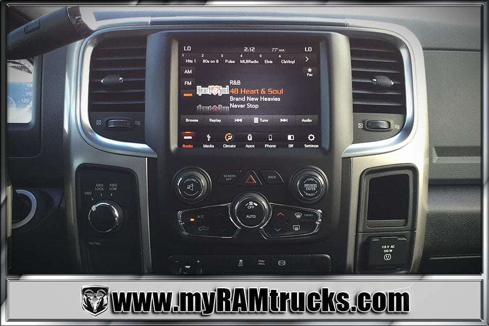 2018 Ram 2500 Crew Cab 4x4 Pickup #8T3023 - photo 16