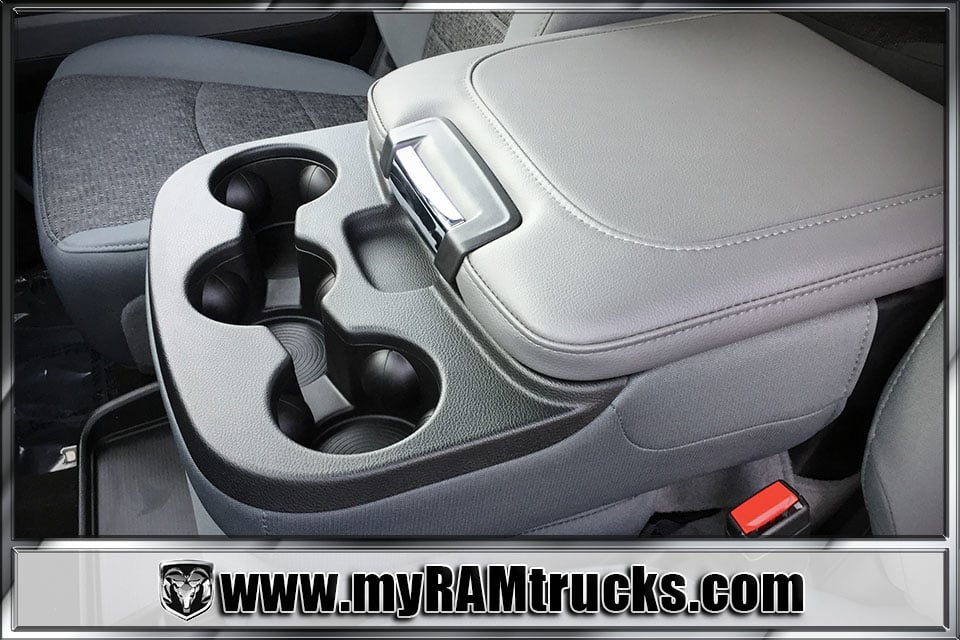 2018 Ram 2500 Crew Cab 4x4 Pickup #8T3023 - photo 20